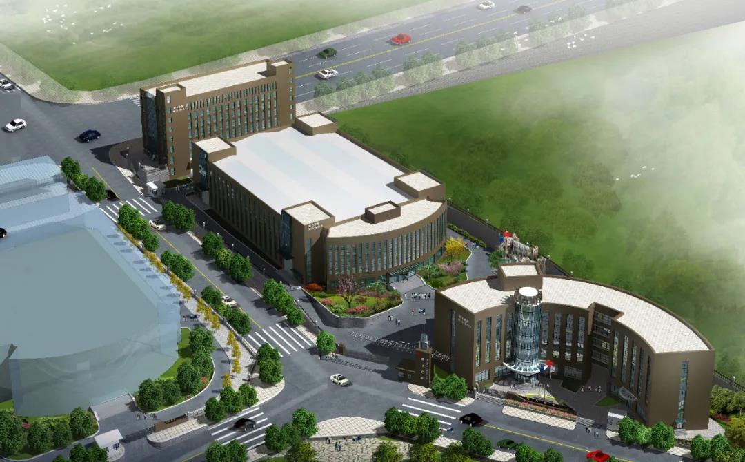 山西瑞飞机械制造有限公司综合楼工程