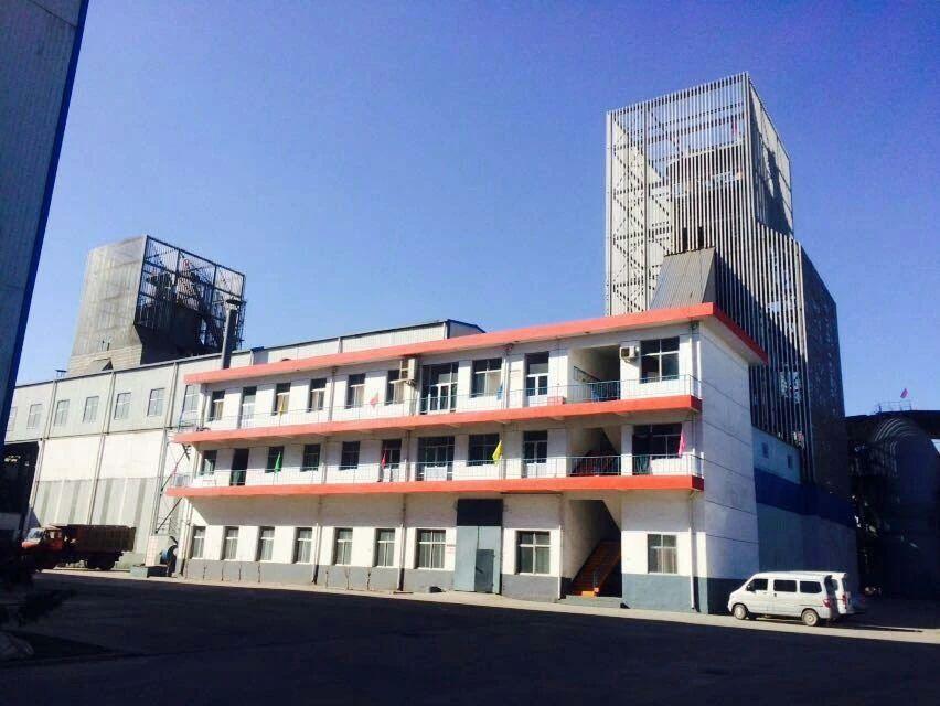 山西金地矿业有限公司320M3富锰技改工程
