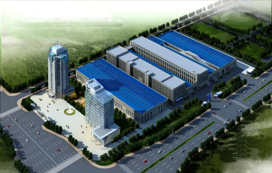 太原矿机电气发展有限公司综合车间工程