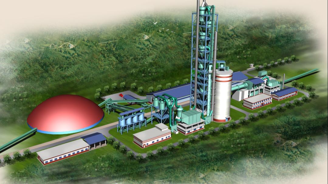 吕梁亿龙水泥有限公司4000t/d新型干法水泥熟料生产线及配套建设7.5WM纯低温余热发电建设项目