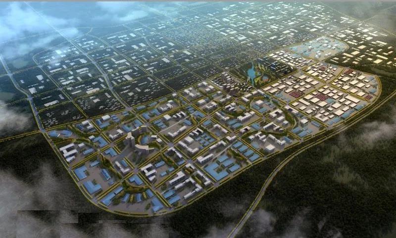 朔州经济开发区起步区及外部连接道路