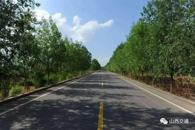 2019年尧都区村道安全生命防护工程及土门至南羊沟道路水毁修复