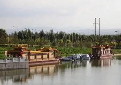 朔州市朔城区西山生态环境综合治理恢河段景观区铺装工程二标段
