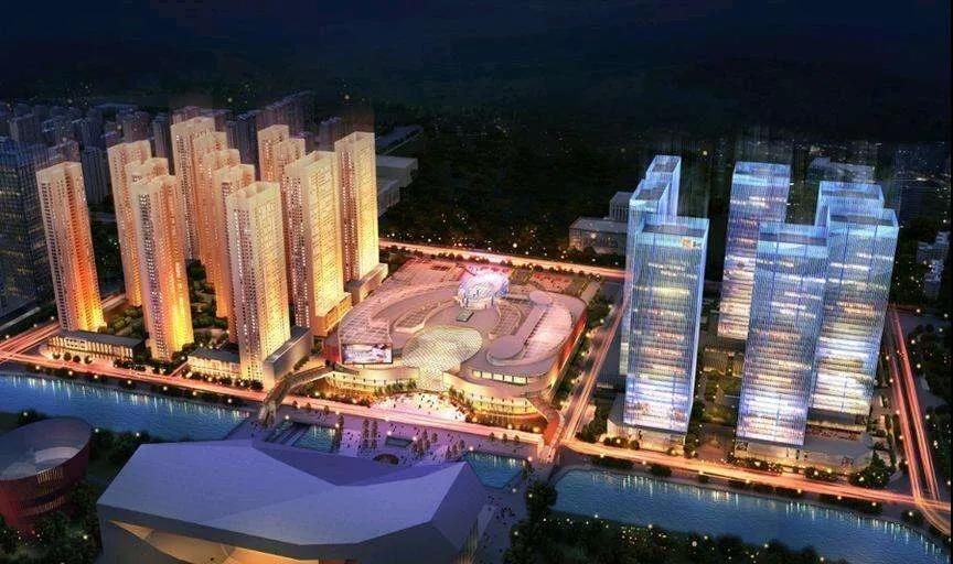 华润中心悦府三期10#楼、12#楼、13#楼、地下车库(变更)
