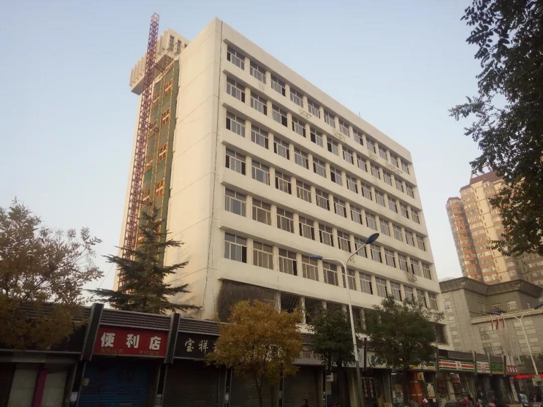 山西省古籍保护中心改造