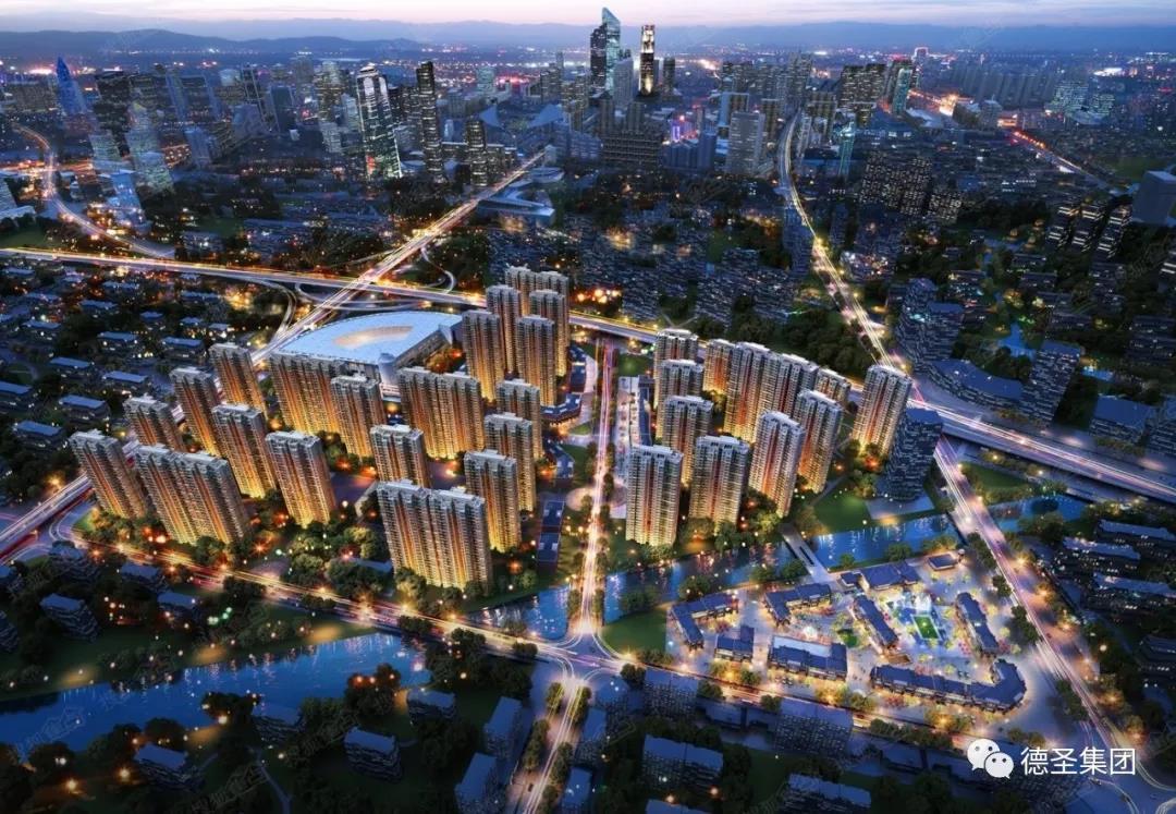 太原富力城一期办公3#、商业7#楼钢结构加固