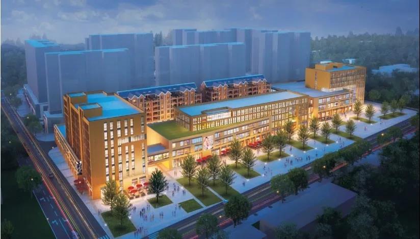 丹东县西部农特产品交易中心