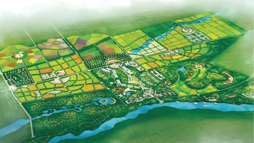 吉昌国家农业科技园区 核心现代农业示范园发展建设规划