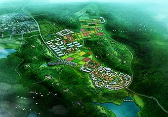 昆明五华生态农业科技示范园总体规划