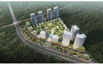 安康高新区总部经济及金融科技聚集区