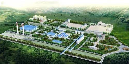 生态环境施工项目-山西王家岭煤业有限公司选煤厂矸石排放及治理